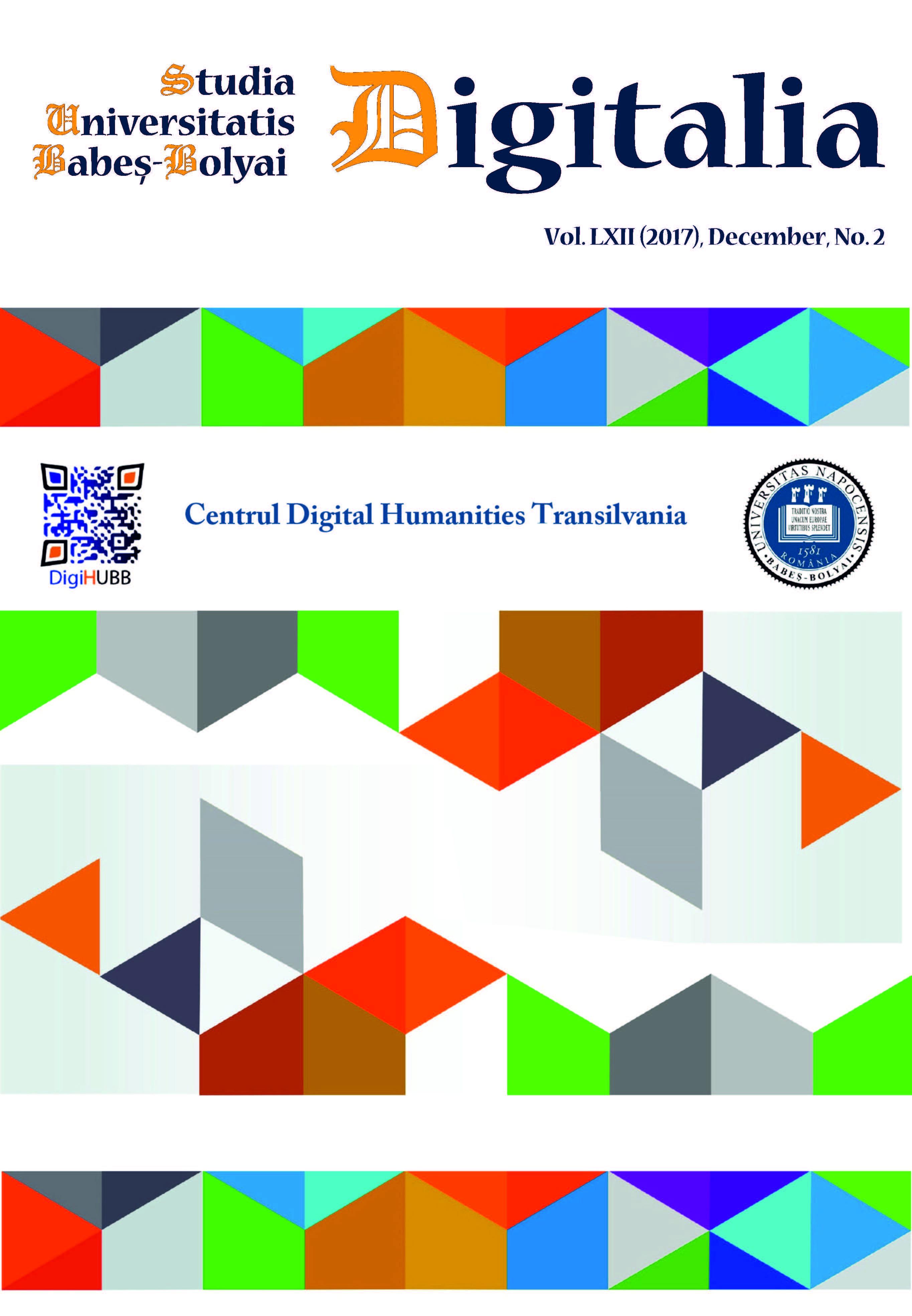 View Vol. 62 No. 2 (2017): Computing History. Eastern European Scholars. Contributions