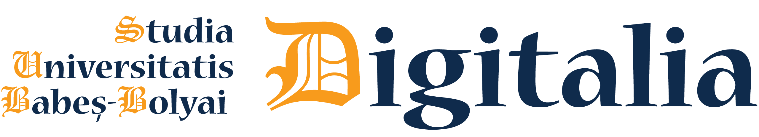 Studia Universitatis Babes-Bolyai Digitalia